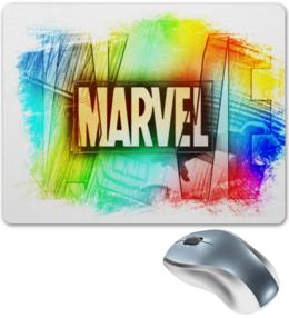 "Коврик для мышки ""Pop Art"" - арт, поп арт, комиксы, марвел"