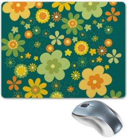 """Коврик для мышки """"Хиппи"""" - цветы, философия, хиппи, мировозрение"""