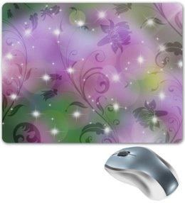 "Коврик для мышки ""Лилия"" - цветок, лилия"