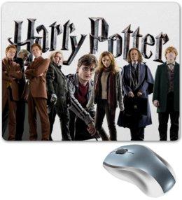"Коврик для мышки ""Deathly Hallows"" - harry potter, deathly hallows, гарри поттер, дары смерти"