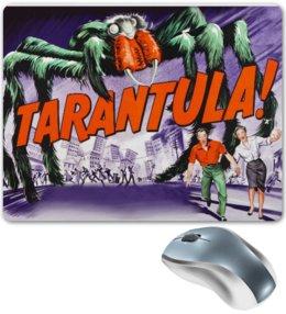 "Коврик для мышки ""Tarantula!           "" - ужасы, тарантул, пауки"