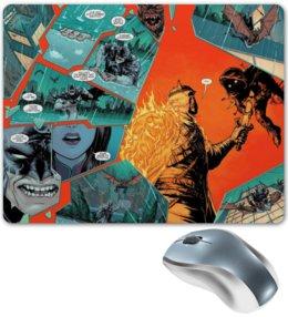 "Коврик для мышки ""Batman"" - комиксы, batman, иллюстрация, бэтмен, бэтмэн"
