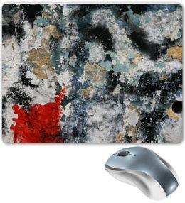 """Коврик для мышки """"Текстура граффити на стене"""" - граффити, рисунок, город, текстура, фактура, алина макарова"""