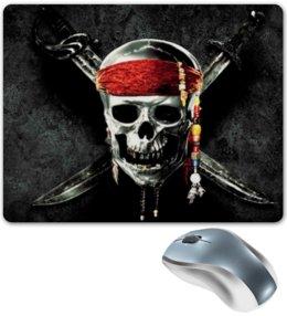 "Коврик для мышки ""Pirates"" - пираты, pirate"