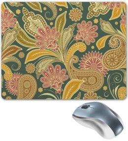 """Коврик для мышки """"Цветочный"""" - цветы, стиль, рисунок, орнамент, цзор"""
