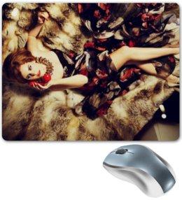 """Коврик для мышки """"Lana Del Rey"""" - lana del rey, лана дель рей"""
