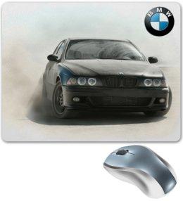 """Коврик для мышки """"BMW E39"""" - bmw, бмв, e39"""