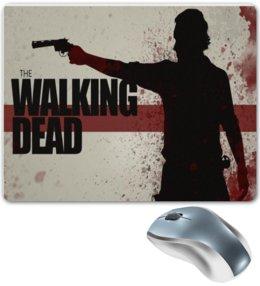 "Коврик для мышки ""Ходячие мертвецы"" - zombie, ходячие мертвецы, the walking dead, walkingdead"