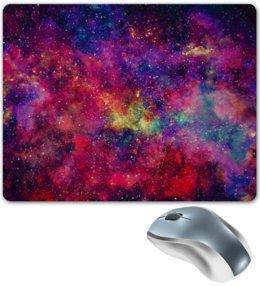 """Коврик для мышки """"Космос"""" - space, cosmos, galaxy, космический дизайн, вселенные"""