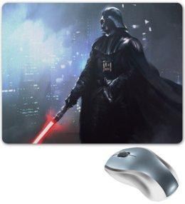 "Коврик для мышки ""Darth Vader "" - star wars, дарт вейдер, стар варс, звзедные войны"