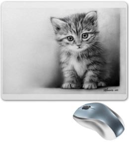 """Коврик для мышки """"Авторский коврик для мышки от VStrunin."""" - арт, животные, популярные, рисунок, оригинально, коврик"""