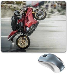 """Коврик для мышки """"Driveclub"""" - driveclub, байк, drift, гонка, трасса"""