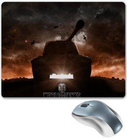 "Коврик для мышки ""World of Tank"" - игры, wot, world of tank"