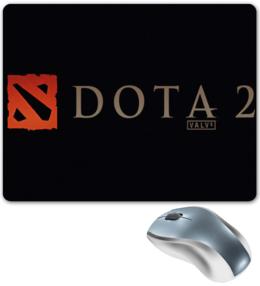 """Коврик для мышки """"dota 2"""" - игры, dota 2, дота 2"""