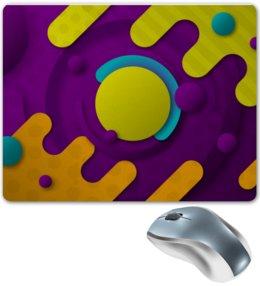 """Коврик для мышки """"Абстрактный"""" - орнамент, стиль, рисунок, узор, абстрактный"""
