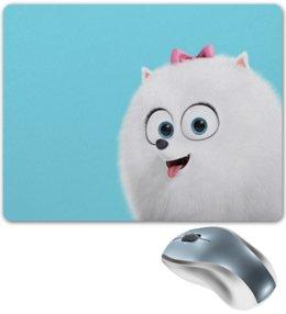 """Коврик для мышки """"Гиджет"""" - тайная жизнь домашних животных, гиджет, the secret life of pets, gidget"""