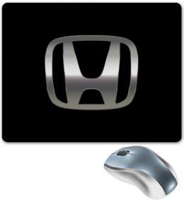 "Коврик для мышки ""HONDA "" - авто, машина, мото, honda, хонда"