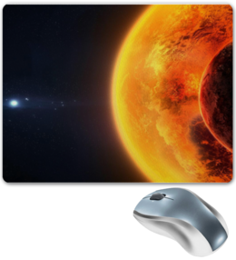 """Коврик для мышки """"Вселенная"""" - space, космос, вселенная, наука, the spaceway"""