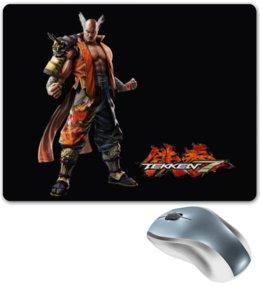 """Коврик для мышки """"Tekken 7"""" - tekken, tekken 7"""