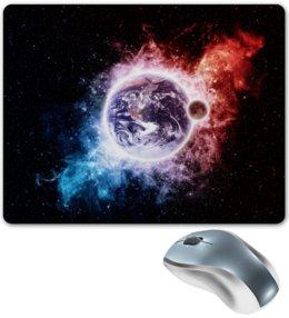 """Коврик для мышки """"Вселенная"""" - space, космос, наука, марс, thespaceway"""