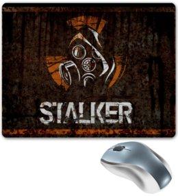 "Коврик для мышки ""S.T.A.L.K.E.R."" - сталкер, stalker, чистое небо, игра"