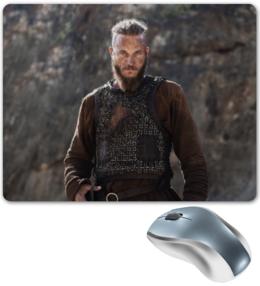 "Коврик для мышки ""Рагнар"" - викинг, викинги, путь воина, рагнар, свобода"