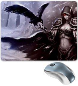 """Коврик для мышки """"Warcraft"""" - dota, warcraft"""