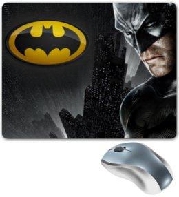 """Коврик для мышки """"Бэтмен"""" - комиксы, эмблема, бэтмен"""