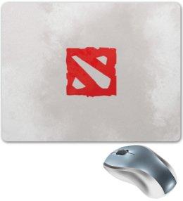 """Коврик для мышки """"DotA 2 """" - игры, светлый, dota 2, дота, киберспорт"""