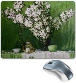 """Коврик для мышки """"Яблоневый цвет"""" - цветы, яблоня, букет, натюрморт"""