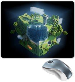 """Коврик для мышки """"Minecraft"""" - minecraft"""