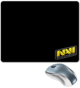 "Коврик для мышки ""NaVi mat"" - dota, navi, киберспорт, нави, navi gaming"