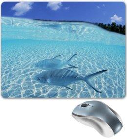 """Коврик для мышки """"морская тематика"""" - романтика, море, природа, пейзаж"""