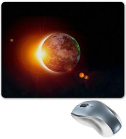 """Коврик для мышки """"Космос в тебе!"""" - space, космос, вселенная, наука, the spaceway"""