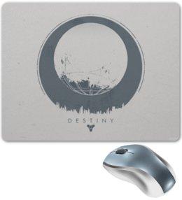 """Коврик для мышки """"Destiny"""" - город, судьба, destiny, сфера"""
