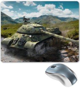"Коврик для мышки ""World of Tank"" - wot, world of tank"