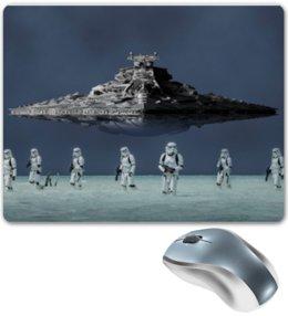 """Коврик для мышки """"Звёздные войны"""" - звёздные войны, star wars, штурмовики, stormtroopers, rogue one"""