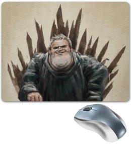 """Коврик для мышки """"Ходор"""" - игра престолов, game of thrones, hodor"""