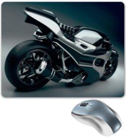 "Коврик для мышки ""Мотоцикл"" - арт, мотоцикл"