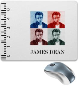 "Коврик для мышки ""Джеймс Дин James Dean"" - стиль, ретро, кино, джеймс дин, james dean"