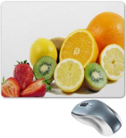 """Коврик для мышки """"фрукти"""" - оригинально"""