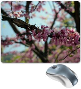 """Коврик для мышки """"Pink dream"""" - цветы, 8 марта, весна, девушке, розовый, природа, подарок, романтично"""
