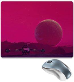 "Коврик для мышки ""No Man's Sky"" - game, hello game, space, no mans sky"