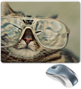"""Коврик для мышки """"Cat коврик"""" - прикольные, в подарок, оригинально"""