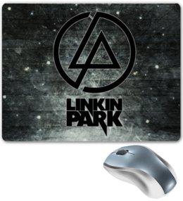 "Коврик для мышки ""Linkin Park"" - музыка, linkin park"