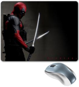 """Коврик для мышки """"Deadpool"""" - популярные"""
