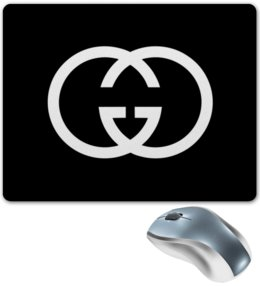 "Коврик для мышки ""GUCCI"" - gucci, brands"