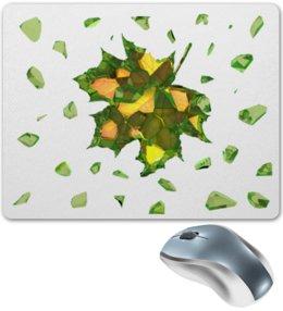 """Коврик для мышки """"Осень близко..."""" - осень, жёлтые листья, autumn"""