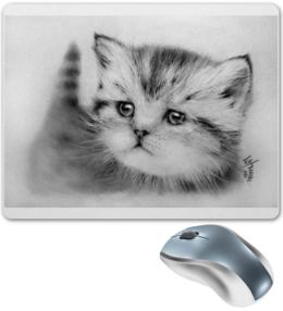 """Коврик для мышки """"Авторский коврик для мышки от VStrunin."""" - арт, животные, популярные, рисунок, в подарок, оригинально, коврик"""