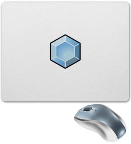 """Коврик для мышки """"Crystal mat"""" - арт, популярные, оригинально"""